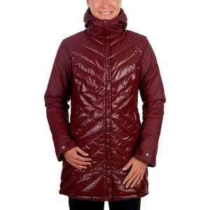 Mammut Whitehorn IN Hooded Down Parka - Women's