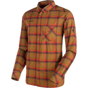Mammut Belluno Tour Long-Sleeve Shirt - Men's