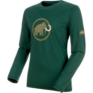 Mammut Logo Long-Sleeve T-Shirt - Men's
