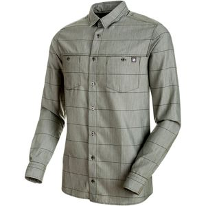 Mammut Alvra Long-Sleeve Shirt - Men's