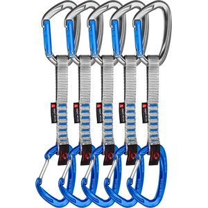 Mammut 5er Pack Crag Indicator Wire Express Sets - 5-Pack