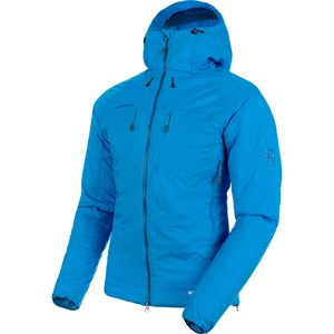 Mammut Rime IN Flex Hooded Jacket - Men's