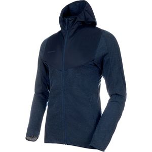 Mammut Alvra ML Hooded Jacket - Men's