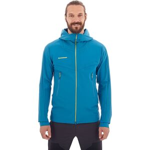 Mammut Aenergy Pro SO Hooded Jacket - Men's