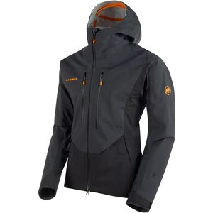 Mammut Eisfeld Guide SO Hooded Jacket - Men's