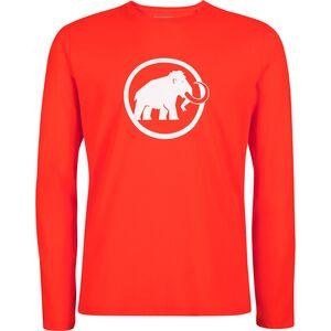 Mammut Logo Longsleeve Men  Langarm-Herrenshirt   woods