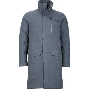 Grey Mens Coat