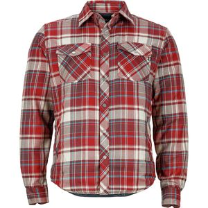 Marmot Arches Insulated Flannel - Men's