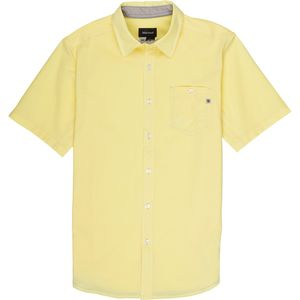 Yellow Men's Button-Down Short-Sleeve Shirts | Backcountry.com