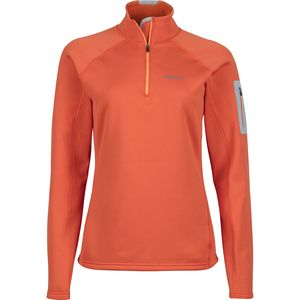 Marmot Stretch 1/2 Zip Fleece Jacket - Women's