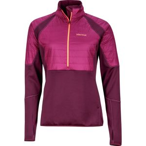 Marmot Furiosa 1/2-Zip Fleece Jacket - Women's