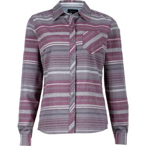 Marmot Shelby Flannel Long-Sleeve Shirt - Women's