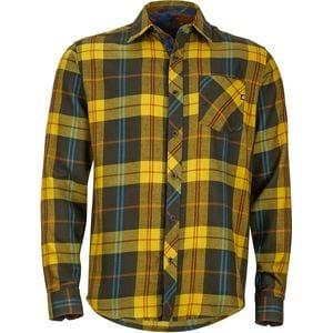 Men 39 s flannel shirts for Marmot anderson flannel shirt men s