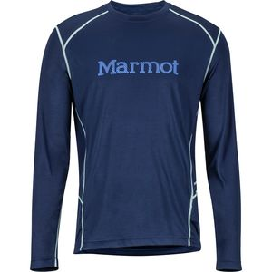 Marmot Windridge With Graphic Long-Sleeve Top - Men's