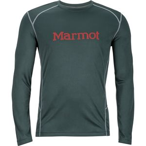Marmot Windridge With Graphic Top - Men's