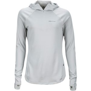 Marmot Indio 1/2-Zip Hooded Shirt - Women's