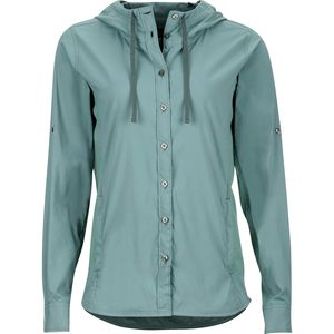 Marmot Sierra Hooded Shirt - Women's