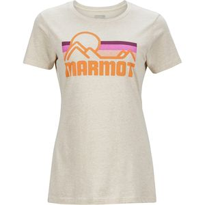 Marmot Coastal Short-Sleeve T-Shirt - Women's