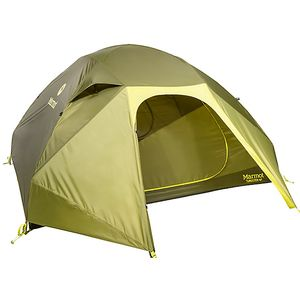 Marmot Tungsten 4P Tent: 4-Person 3-Season
