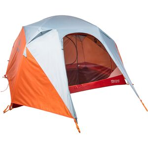 Marmot Limestone Tent: 4-Person 3-Season