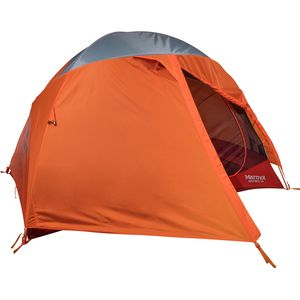 Marmot Midpines Tent: 4-Person 3-Season
