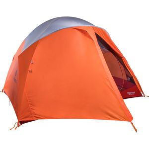 Marmot Midpines Tent: 6-Person 3-Season