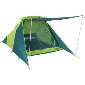 Marmot Mantis 2P Plus Tent: 2-Person 3-Season