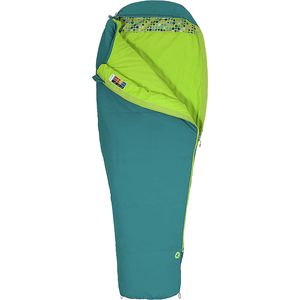 Marmot Nanowave 40 Sleeping Bag: 40-Degree Synthetic - Kids'