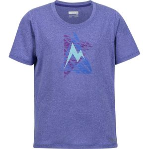 Marmot Post Time T-Shirt - Short-Sleeve - Girls'