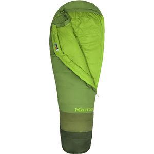 Marmot Trestles 30 TL Sleeping Bag: 30 Degree Synthetic