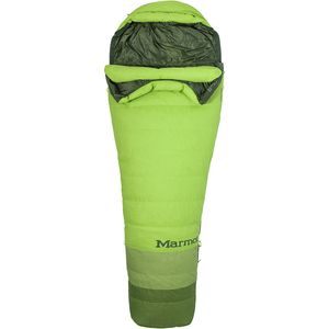 Marmot Never Winter TL Sleeping Bag: 30 Degree Down