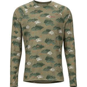 Marmot Lightweight Kestrel Crew Top - Men's