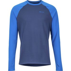 Marmot Harrier Midweight Long-Sleeve Crew Top - Men's