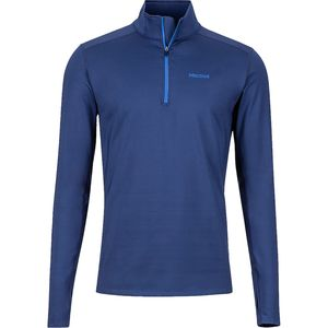 Marmot Morph 1/2-Zip Baselayer Top - Men's
