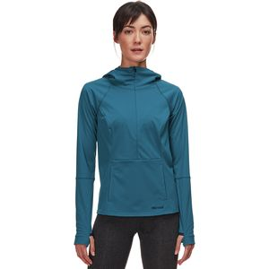 Marmot Zenyatta 1/2-Zip Hooded Jacket - Women's