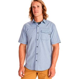 Marmot Tumalo Short-Sleeve Shirt - Men's
