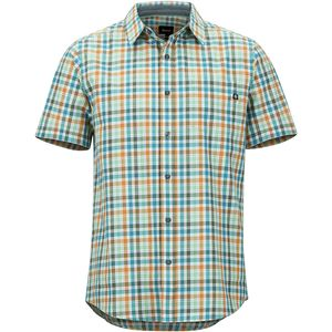 Marmot Meeker Short-Sleeve Shirt - Men's