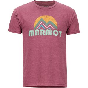 Marmot Pt Reyes Short-Sleeve T-Shirt - Men's
