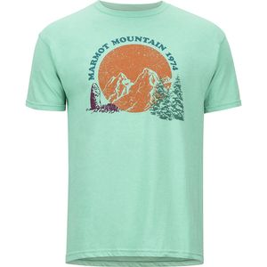Marmot Boback Short-Sleeve T-Shirt - Men's