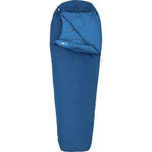 Marmot NanoWave 50 Semi Rec Sleeping Bag: 50 Degree Synthetic