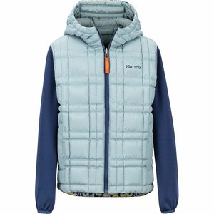 Marmot Featherless Reversible Hooded Jacket - Boys'