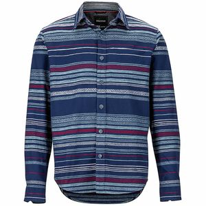 Marmot Keystone Heavyweight Flannel Long-Sleeve Shirt - Men's