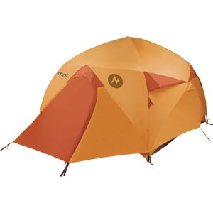 Marmot Halo 4P Tent: 4-Person 3-Season