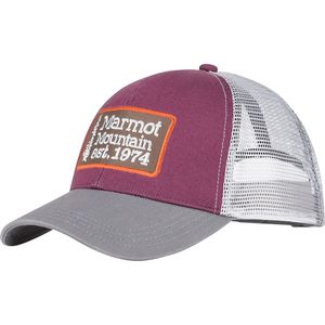 Marmot Retro Trucker Hat - Men's