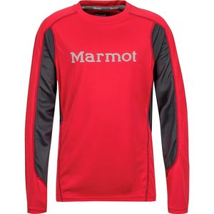 Marmot Windridge Graphic Long-Sleeve Top - Boys'