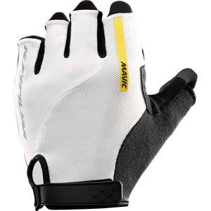 White Bike Gloves