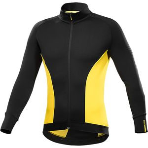 Mavic Cosmic Elite Thermo Jersey - Long Sleeve - Men's