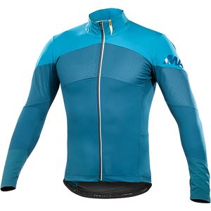 Mavic Cosmic Pro Wind Long Sleeve Jersey - Men's