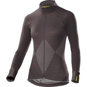 Mavic Squence Jersey - Long Sleeve - Women's