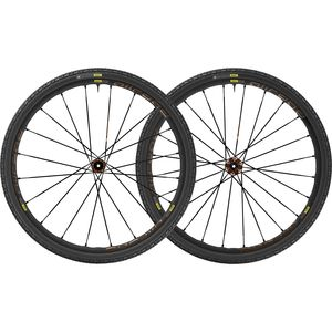 Mavic Allroad Pro UST Disc Wheelset - Tubeless